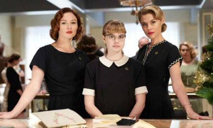 'Ladies in Black' Review