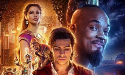 'Aladdin movie review'