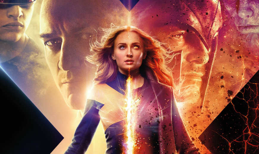 'Xmen Dark Phoenix' The Review 1