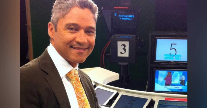 SBS News Reader Anton Urges Aussies to Take the Bowel Screening Test; It Saved His Life