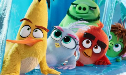 'Angry Birds 2' movie review