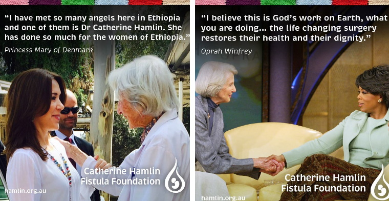 Dr Catherine Hamlin, the Aussie who Changed Ethiopia, has Died Age 96 2