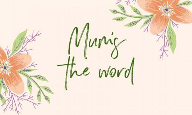 Mum's The Word – Mother's Day Competition