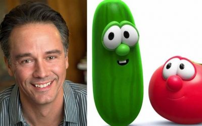 Mike Nawrocki, Co-creator of Veggietales