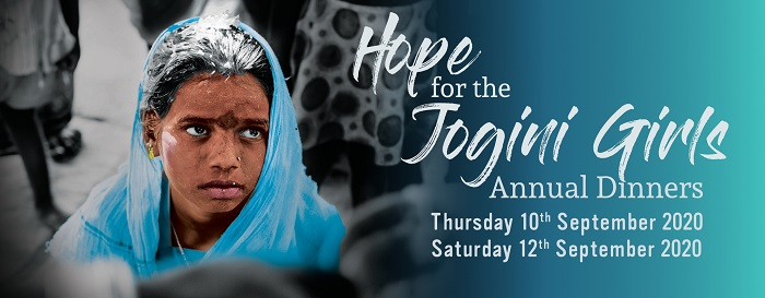 Hope for the Jogini Girls Virtual Dinner 1