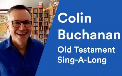 Colin Buchanan talks new Album!