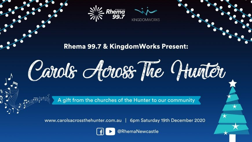 Carols Across The Hunter