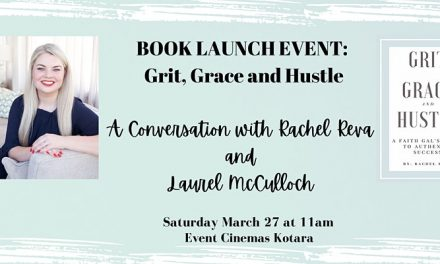 'Grit, Grace and Hustle' Book Launch